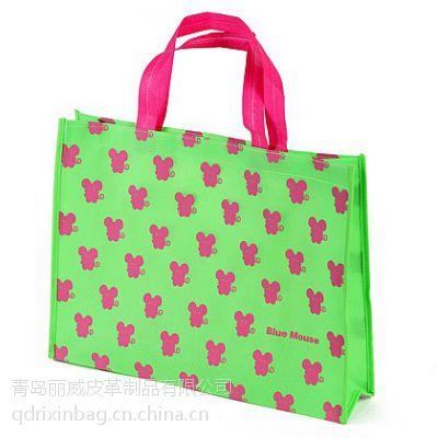 供应青岛环保手提袋厂家 购物袋定做工厂 手提袋生产厂家