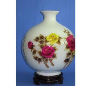 供应麦草画工艺品/麦草工艺瓶/手工麦秆制作陶瓷花瓶