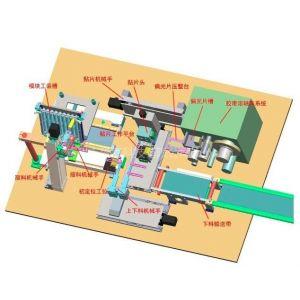 供应TP-02 条架式偏光片自动贴片机