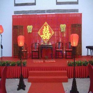 供应大花轿的中式婚礼 中式婚礼布置 中式婚礼策划谁家棒-仁毅缘