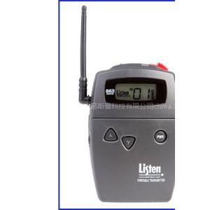 供应便携式无线接收器 LR-400