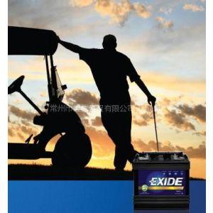 供应EXIDE高尔夫球车电池