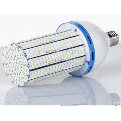 供应led庭院玉米灯 60w玉米灯 led鳍片玉米灯泡