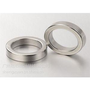 供应钕铁硼磁环、耐高温磁铁、车灯座磁环、环形磁铁
