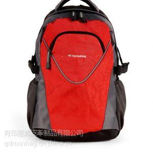 供应青岛户外背包厂家 运动双肩背包定做 背包生产厂家