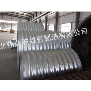 供应钢制镀锌波纹管涵洞填土材料和工艺要求