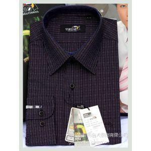 供应Toco爱琴鸟 男士长袖衬衫 商务衬衫 批发