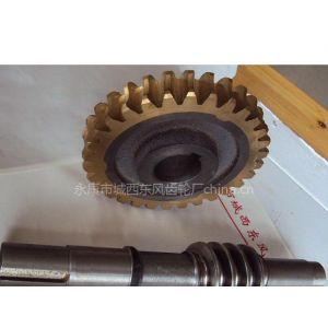 供应优质提升机专用蜗杆轴/涡杆和铜蜗轮/涡轮(WD型系列蜗轮减速机)