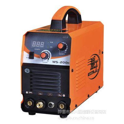 威王WS-200S逆变直流氩弧焊/电焊两用机