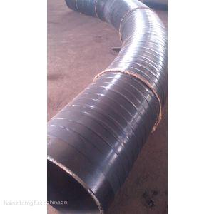 供应供应海威钢管 3pe 2pe防腐 管道环氧煤沥青防腐