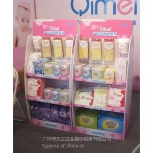 供应木板贴纸展示柜,木柜展柜。广州广告POP展示用品工厂(量大从优)