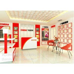供应武汉手机展柜 化妆品展柜装修设计,新缔美展柜为您服务