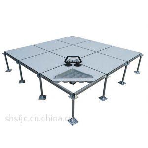 供应遂宁南充防静电地板销售安装架空地板活动地板