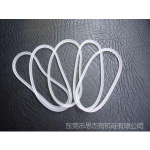 供应零度硅胶密封圈 零度密封件产品 东莞硅胶杂件
