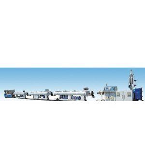 供应高速耐热聚乙烯PE-TR管材机组