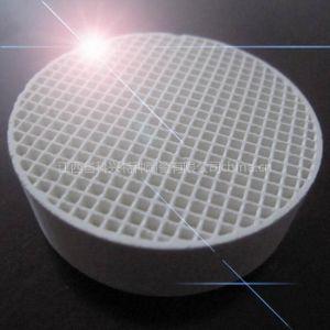 供应堇青石质电热设备用微小蜂窝陶瓷
