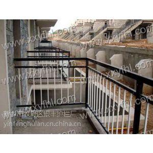 供应河南静电喷塑护栏/热镀锌静电喷塑护栏/热镀锌锌钢护栏