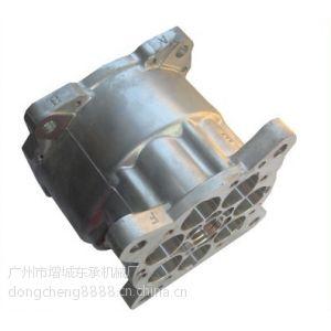 供应厂家订造各款汽车空调压缩机7V16八脚涡旋或活塞原装缸体整套CRV