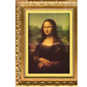 供应人物油画,高档油画(蒙娜丽莎)