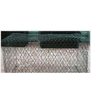 供应pvc石笼网/包塑石笼网/成都石笼网/石笼网价格