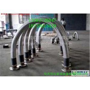 供应螺旋金属软管,法兰连接金属软管,金属软管分类,河北金属软管