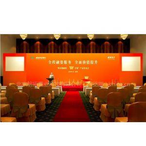 北京展架租赁 舞台搭建 背景板搭建 布置会场