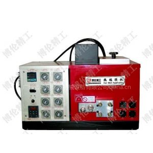 供应广东快递袋生产配套上胶热熔胶机。