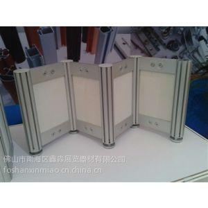 供应大孔八棱柱 包加工 展览器材生产厂家 展览铝材 标摊展板制作