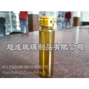 超成供应10mlC型口服液玻璃瓶,棕色管制口服液瓶,医药瓶