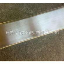 供应厂价直销——316不锈钢拉丝扁钢
