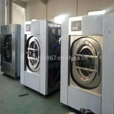 山东大成XGQ100D电加热全自动洗脱机