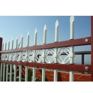 供应喷塑各种颜色的特性铁艺护栏