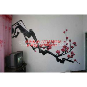 南昌手绘墙画墙绘概念及价格——南昌美佳彩绘!
