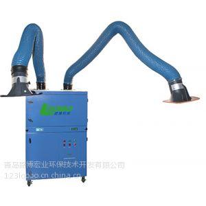 15589812393供应元旦网络促销抢购集中式焊接烟尘净化器WQ037