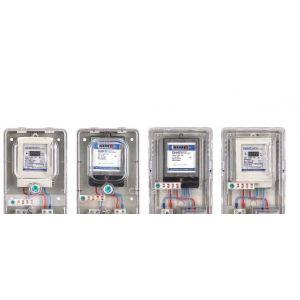 供应透明防窃电电表箱