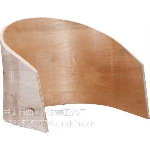 供应供应曲木椅子扶手/弯曲木/弯曲木订做/弯曲木家具配件/支持混批
