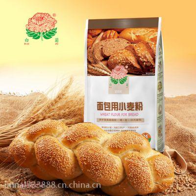 供应供应广东新粮白菊牌1Kg面包用小麦粉