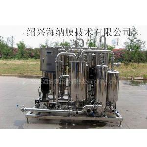 供应果酒过滤设备果酒过滤机错流膜过滤设备果酒澄清除菌过滤