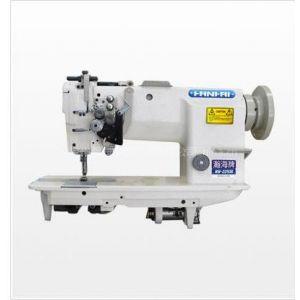 供应瀚海+箱包机械HH-2250B双针角缝平缝车