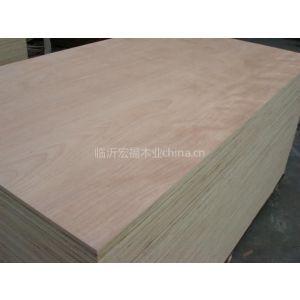 供应柳桉面杨木胶合板 家具板厂家