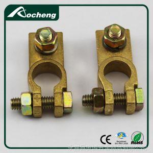 供应BT系列汽车电瓶夹头,电瓶接头,蓄电池桩头,电缆接头