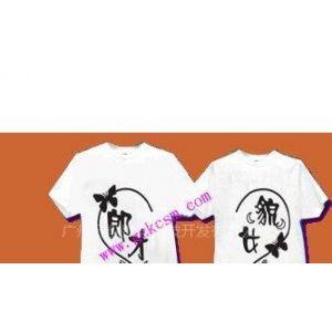 个性T恤印象.广州水晶坊