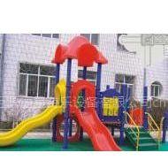 供应幼儿园专用滑梯、童桌、童椅、童凳、童床