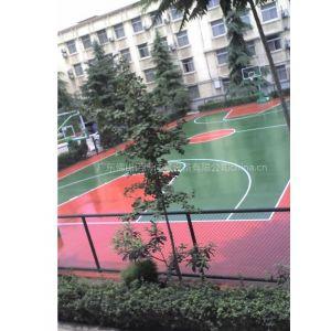 悬浮式纯pp拼装地板 室内外网球篮球羽毛球场地适用