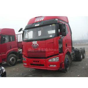 供应二手货车二手2010年解放j6双驱车头