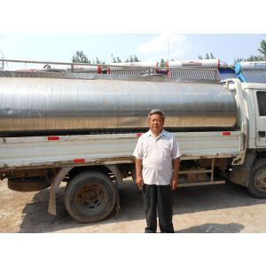 供应9ZTH-6吨冷藏罐