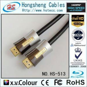 版本HDMI CABLE1.4(实现3D视界及