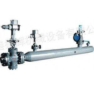 供应分体式减温减压装置采用自动化系统