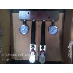 启东宏南供应YKQ型压力指示器(10~40MPa)