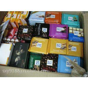 供应美国巧克力代理清关进口到江苏苏州快递物流公司